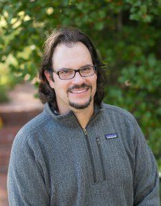 Portrait of Marcus Wilkins