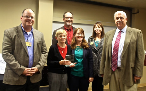 Henson Award Winners