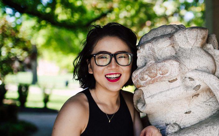 Schwarzman Scholar Siyu Lei
