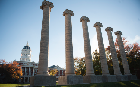 Photo of the Columns