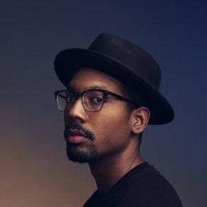 Damon Davis portrait