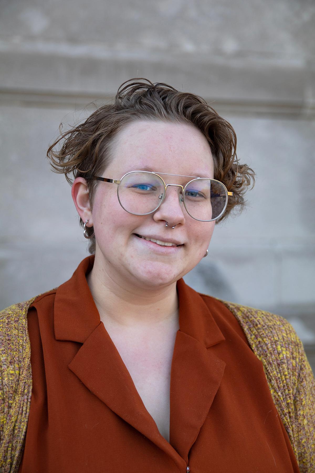 Abigail Ruhman Headshot