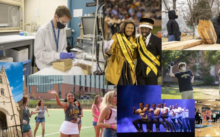Undergraduate studies collage