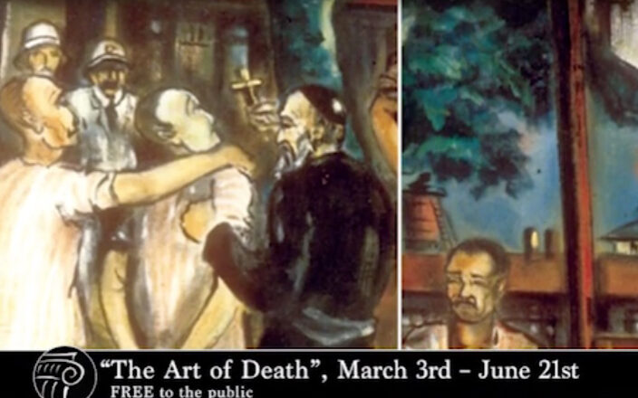 The Art of Death at the Museum of Art & Archaeology