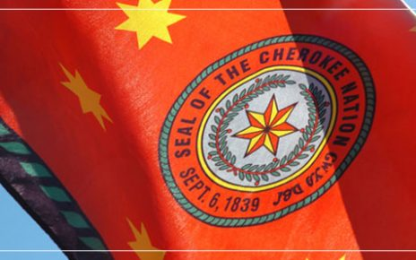 Picture of Cherokee Flag